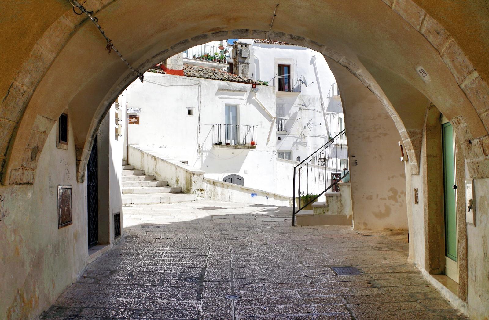 Altstadt Monte Sant'Angelo