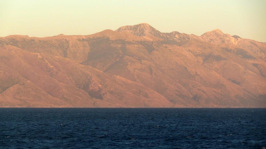 Berge Albaniens