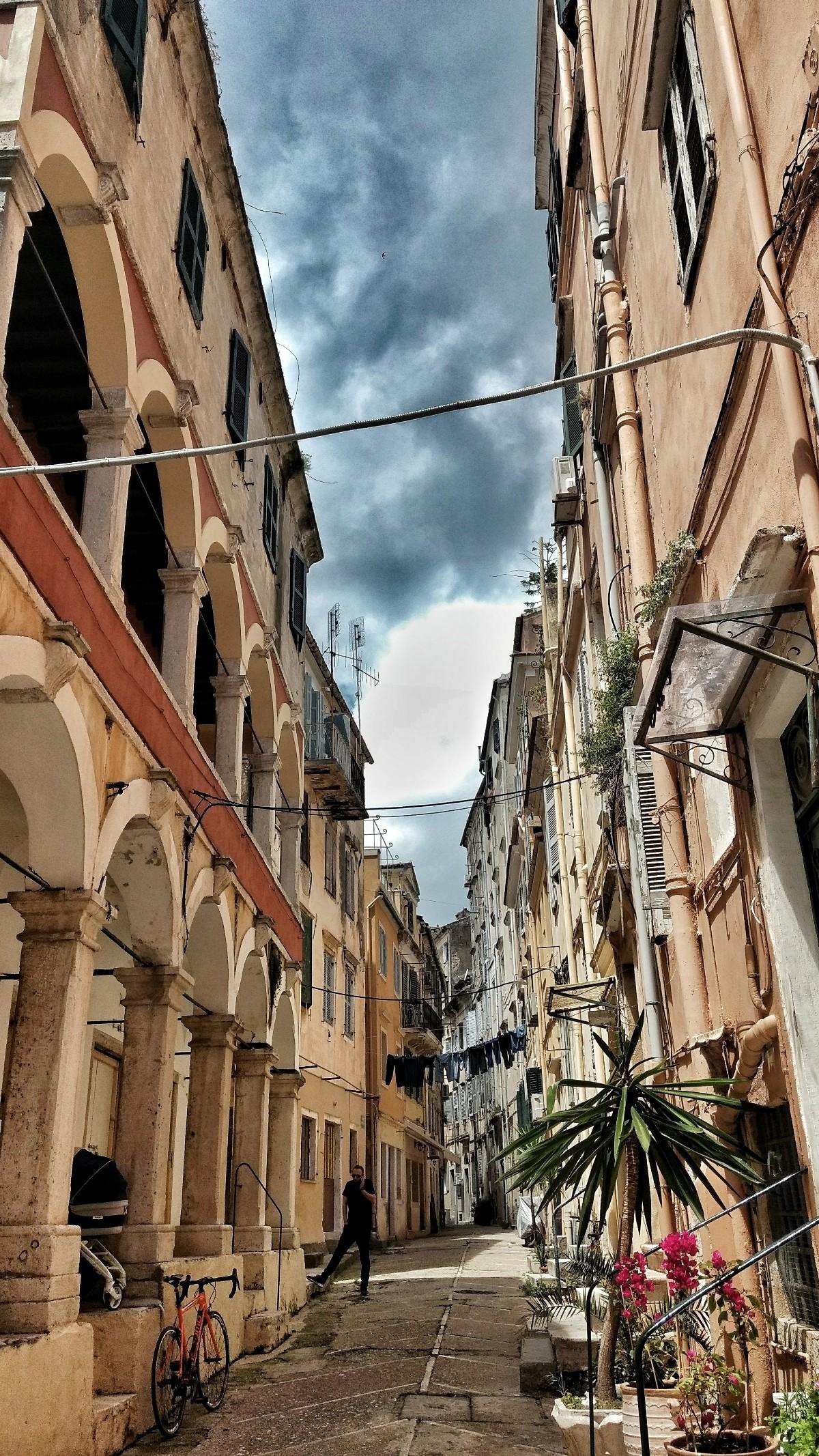 Altstadt Korfu
