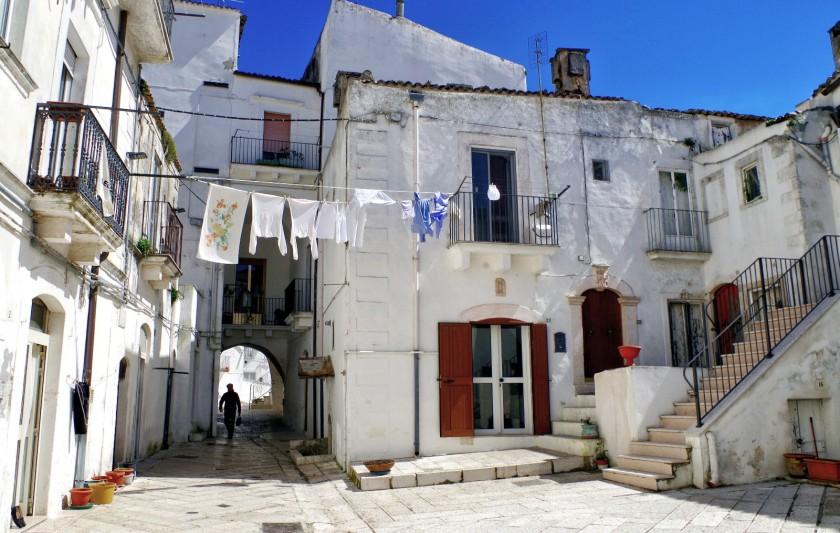 Altstadt Monte Sant'Angelo im Gargano (Apulien)