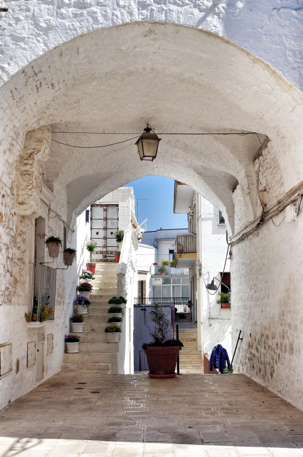 Altstadt von Cisternino