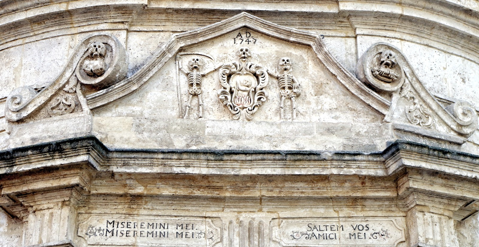 Details Chiesa del Purgatorio