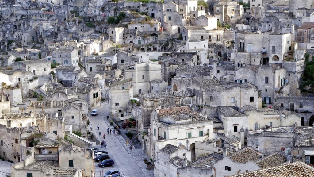 UNESCO Weltkulturerbe Sassi di Matera