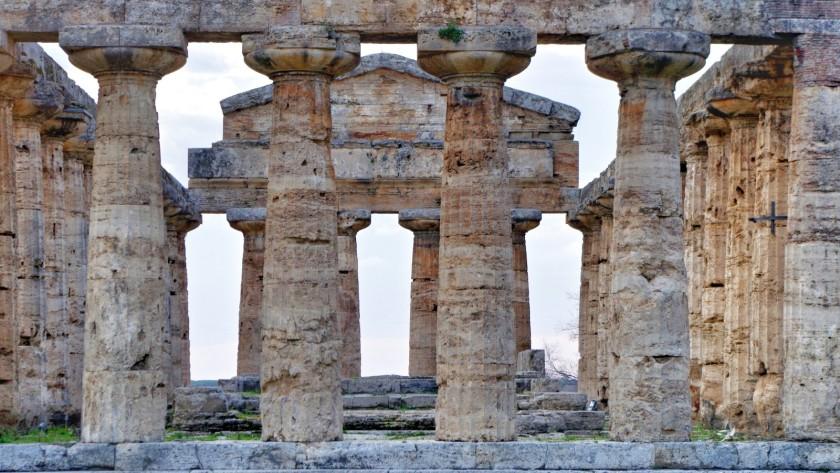 UNESCO Weltkulturerbe Paestum